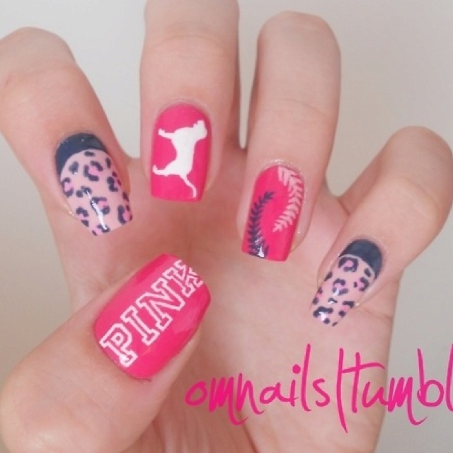 Victoria secrets Nails!!