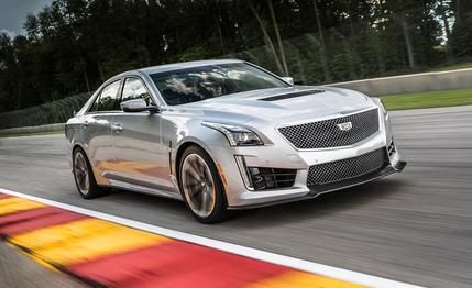 Cadillac CTS-V Reviews - Cadillac CTS-V Price, Photos, and Specs ...
