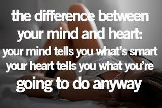 mind and heart