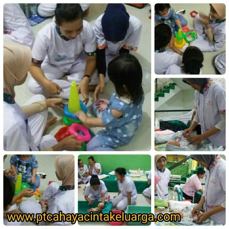 Silahkan kak, kami ready menyediakan dan menyalurkan #pengasuhanak #perawatbalita #babysitter #susterbayi #nanny profesional untuk membantu anda dalam menjaga dan mengasuh buah hati anda. Ready untuk seluruh wilayah Indonesia. www.ptcahayacintakeluarga.com