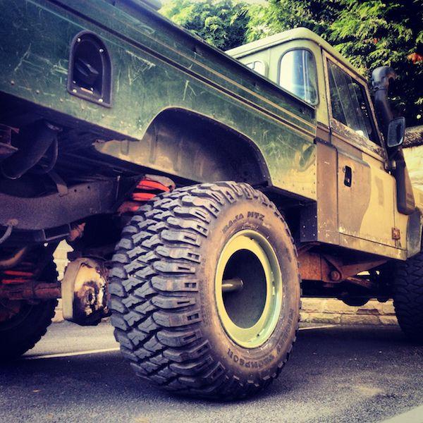 17 Best Images About Land Rover Defender Pickup Trucks On