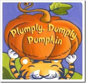 pumply dumply pumpkin & activities