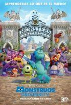 Póster de Monstruos University (Monsters University)