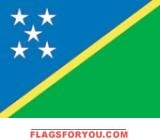 3' x 5' Solomon Islands Flag
