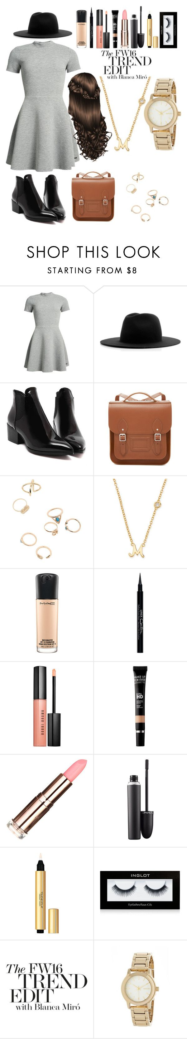 """""""Sunday morning outfit"""" by highhells1 ❤ liked on Polyvore featuring Superdry, Études, The Cambridge Satchel Company, Sydney Evan, MAC Cosmetics, Givenchy, Bobbi Brown Cosmetics, MAKE UP FOR EVER, Yves Saint Laurent and Inglot"""