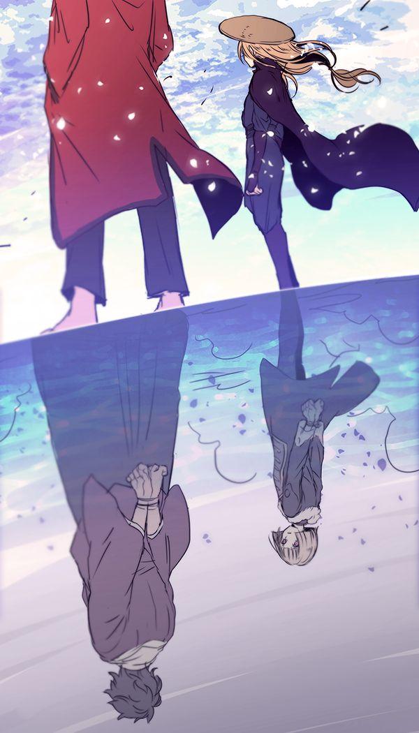 Gintama || Sakamoto Tatsuma and Mutsu. I ship them so hard beside GinTsu, Okigura...
