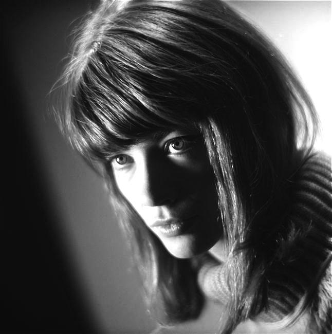 Françoise Hardy, c1960(Sam Lévin)