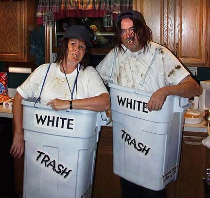 White Trash Can Costume | Thread: Holloween Costume Ideas