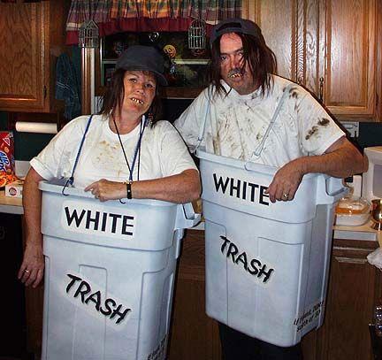White Trash Can Costume | Thread: Holloween Costume Ideas