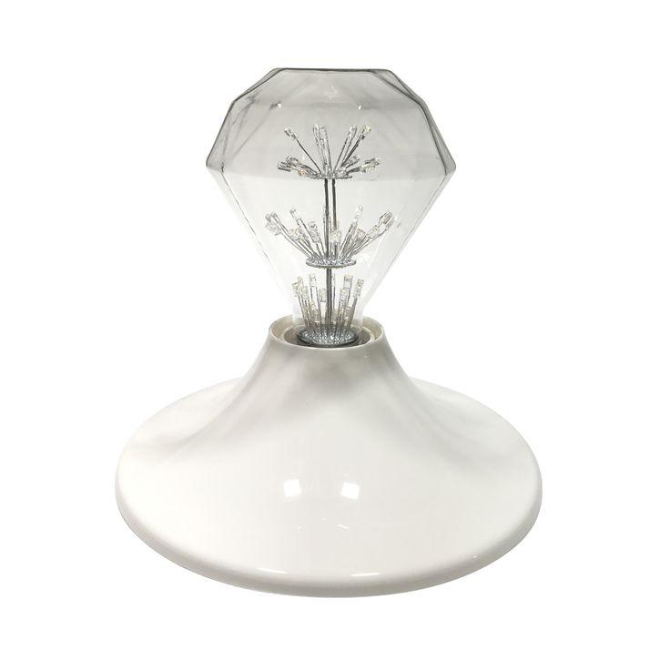 Comprar   Plafón portalámparas estilo retro color blanco   Lámparas Acabadas #iluminacion #decoracion #accesorioslamparas #lamparas #handmade