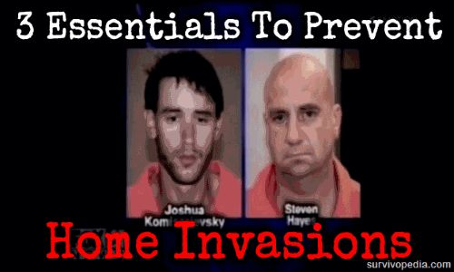 Home invasions are different from burglaries or other robbery type crimes because the criminals who commit home invasions count on, and plan, on the fact...
