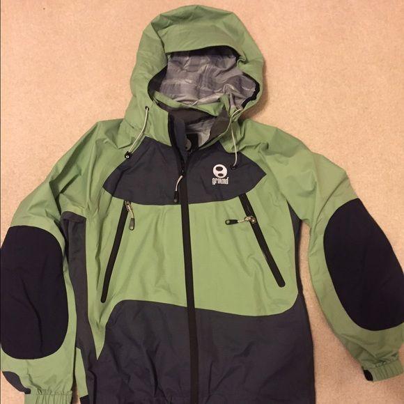 Waterproof Jacket Thick waterproof jacket! Quite comfy. (NOT Nike!) Nike Jackets & Coats Utility Jackets