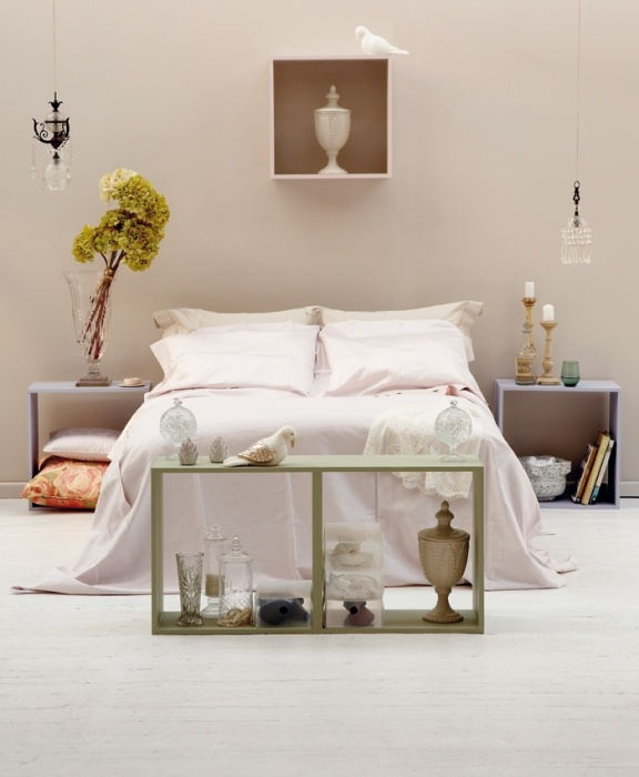 16 Bedroom Decorating Ideas With Exotic African Flavor: Plascon Paint - Cashmere Ballet Cream