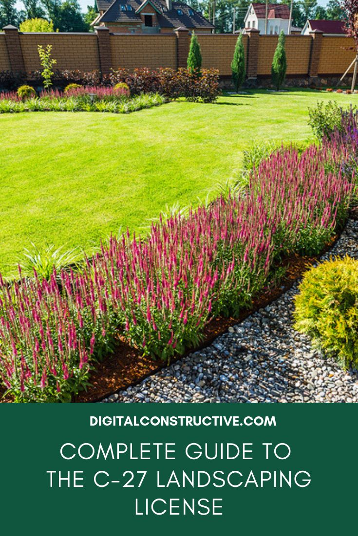 Are you a landscaper architect or designer a contractor