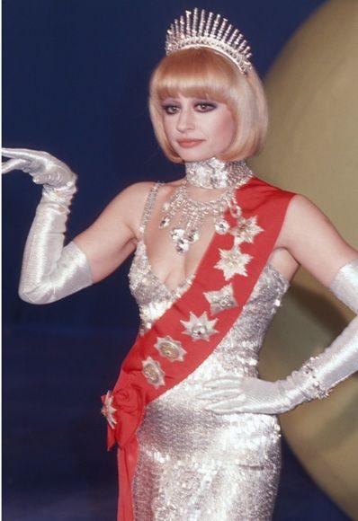 """Raffaella Carrà in """"Ma che sera"""" 1978"""