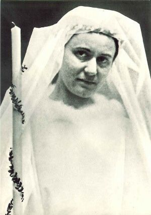 St. Edith Stein/Teresa Benedicta of the Cross
