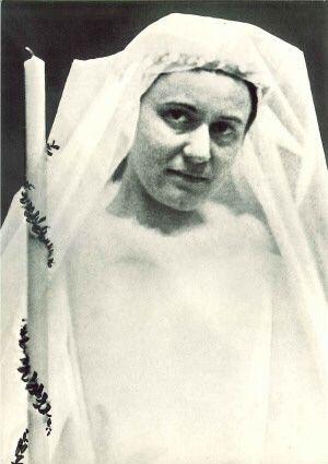 St. Edith Stein/Teresa Benedicta of the Cross