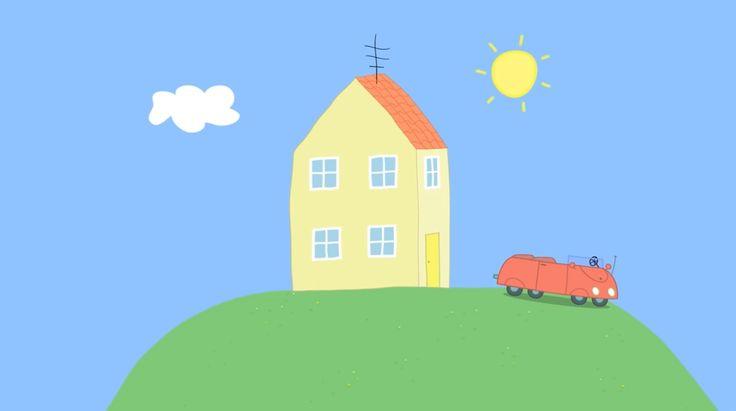 peppa pig house - Buscar con Google