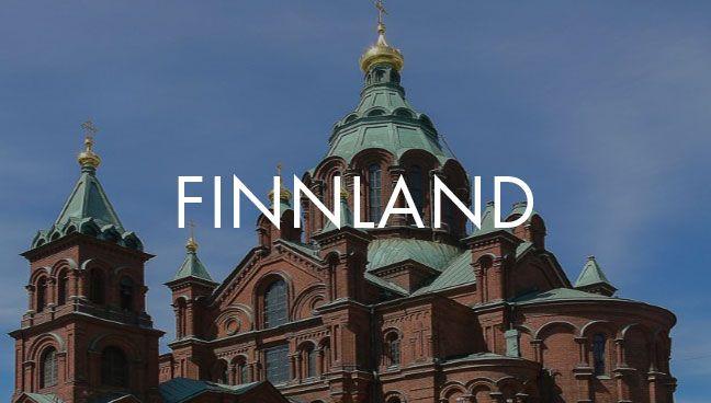Finnland Sehenswürdigkeiten
