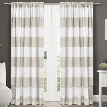Top 25 Ideas About White Linen Curtains On Pinterest