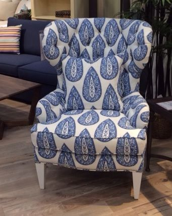 Let Your Personality Shine With This Unique Accent Chair From Gallery  Furniture!