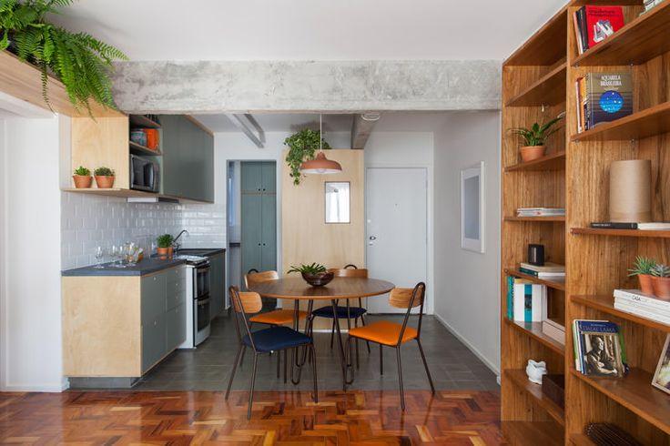 25 melhores ideias de compensado naval no pinterest compensados madeira naval e projetos de - Reformas de apartamentos ...