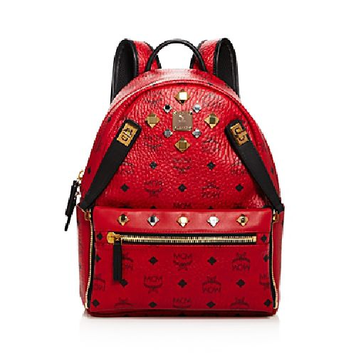 Mcm Dual Stark Backpack-Handbags