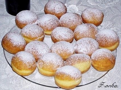 0099. masopustní koblížky od Zorčina manžela - recept pro domácí pekárnu