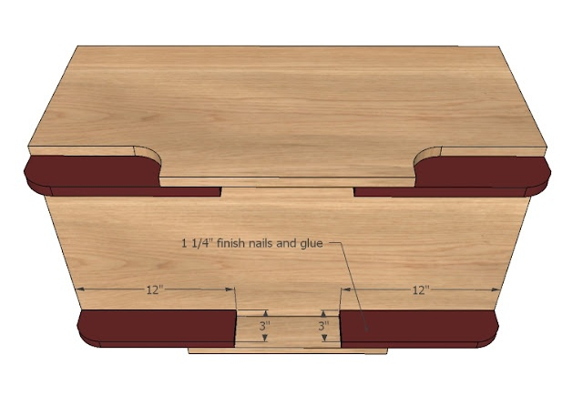 plans for train toy box woodworking projects plans. Black Bedroom Furniture Sets. Home Design Ideas