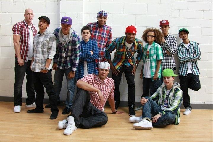diversity the best dance crew around!