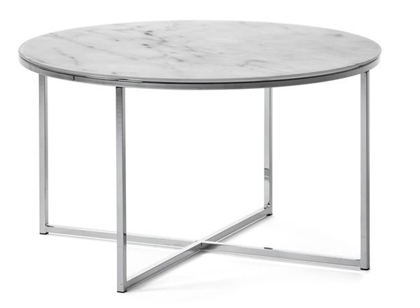 CLICK ON THE LINK TO SEE ALL 6 SEXY MARBLEY COFFE TABLES http://inredningsvis.se/trend-6-sexy-marble-coffey-tables/ #soffbord #inredning #coffeytables #marbletables #marmorbord #homedecor