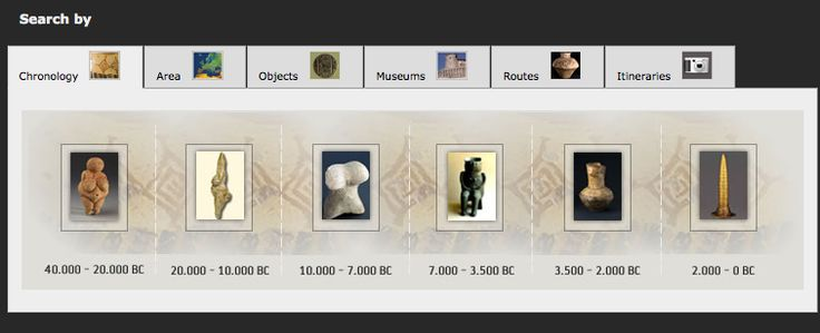 The European Virtual Museum  is the product of collaboration between twenty-seven European museums. The European Virtual Museum  makes artif...