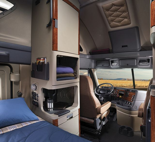 52 Best Truck Cabs Images On Pinterest Semi Trucks Truck Interior And Big Trucks