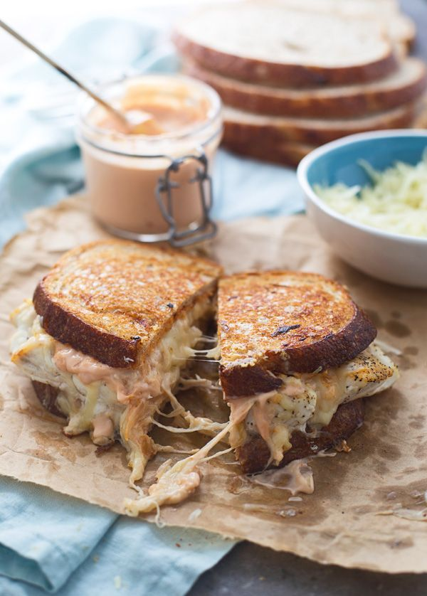 Fish Reuben Sandwich with Homemade Russian Dressing - Cooking for Keeps