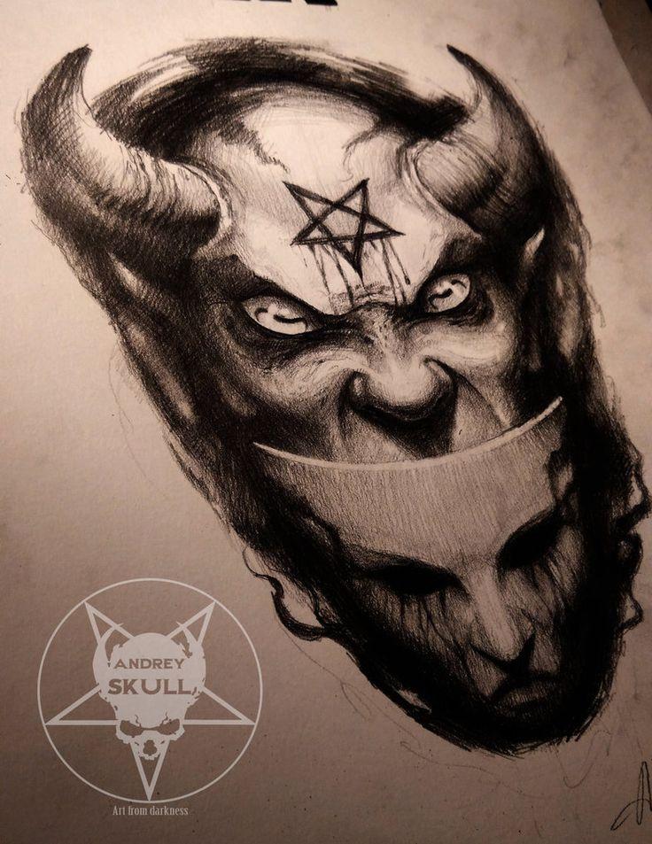 masks by AndreySkull