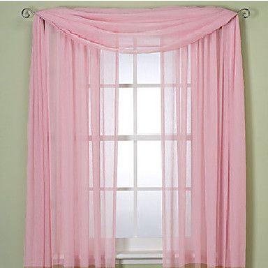 Las 25 mejores ideas sobre cortinas transparentes en for Cortinas blancas baratas