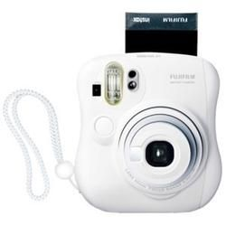 A cute birthday or graduation gift, this Fuji film camera spits out credit card size prints in an instant.