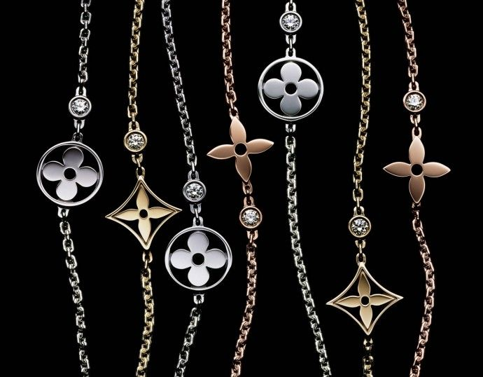 Louis Vuitton Monogram Idylle Bijoux - Luxury Design