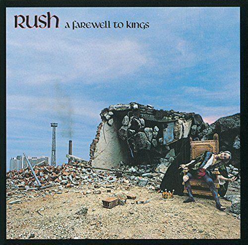 Rush - A Farewell To Kings - LP