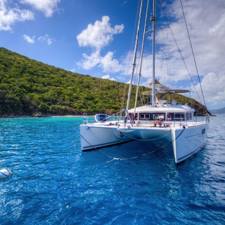 Catamaran Virgin Islands Vacation