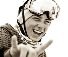 Mark McMorris-- he's perfect