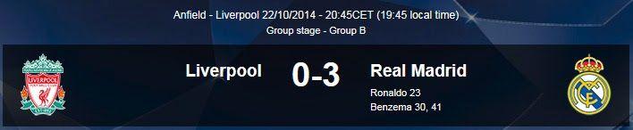 스포츠배팅 !! 루루의 몸으로 느낀...: 챔피언스리그 레알 마드리드 리버풀에 3대0 압승