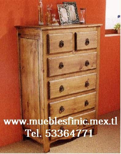 M s de 25 ideas incre bles sobre muebles rusticos - Muebles rusticos dos hermanas ...