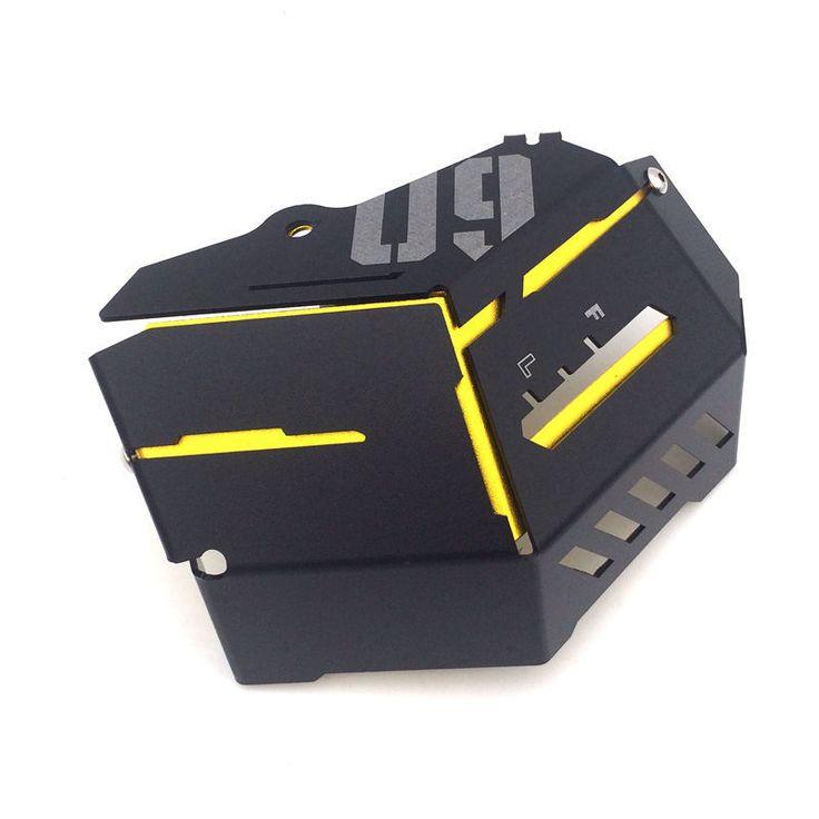 Proteção do reservatório do radiador CNC em alumínio anodizado para Yamaha Mt-09 de 2014-2018