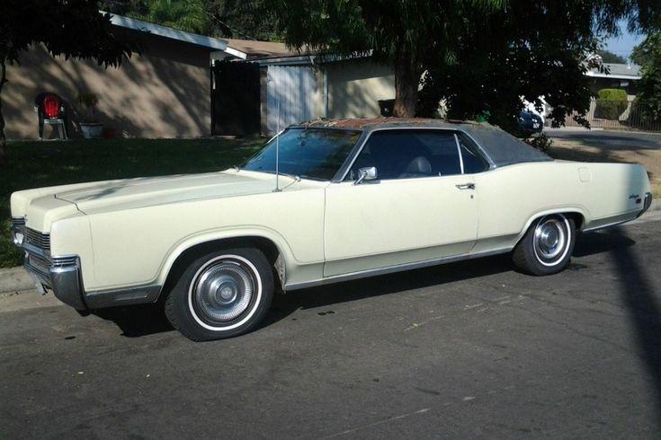 429 V8! 1969 Mercury Marquis - http://barnfinds.com/429-v8-1969-mercury-marquis/