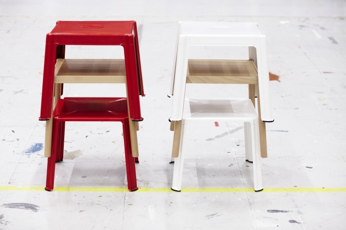 Nest of tables  Designers Nike Karlsson & Jon Karlsson