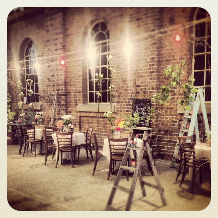 Cas and Andrews wedding at the Newcastle Museum, flowers by Jade McIntosh, props and styling by The Wedding Designer