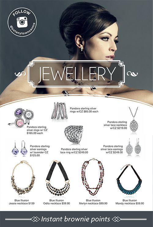 Jewellery - Instant brownie points