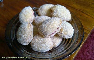 Gluteenitonta leivontaa: Pikkuleivät