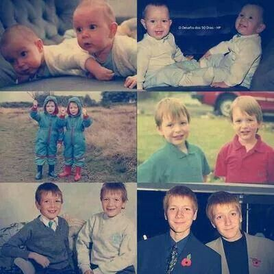 The Phelps twins :)